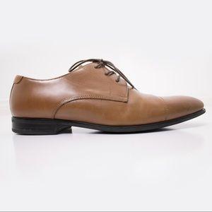 Aldo Shoes - Aldo | men's tan leather dress shoes 9